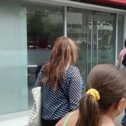 Banco Santander Miraflores en Santiago