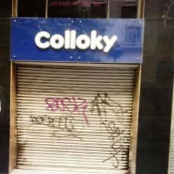 Colloky - Ahumada en Santiago