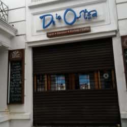 Restaurant de la Ostia en Santiago