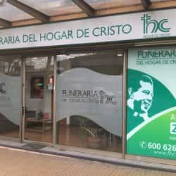 Funeraria Hogar de Cristo- Las Condes en Santiago