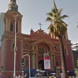 Basílica Nuestra Señora de la Merced en Santiago