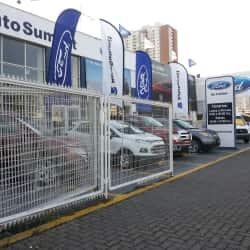 Red De Venta Ford - San Eugenio en Santiago