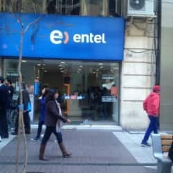 Entel - Paseo Huérfanos  en Santiago
