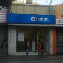 Entel - San Bernado, Eyzaguirre 5 en Santiago