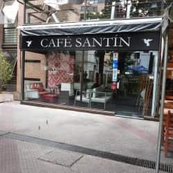 Café Santin - Las Condes en Santiago