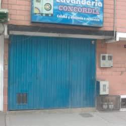 Lavandería Concordía en Bogotá
