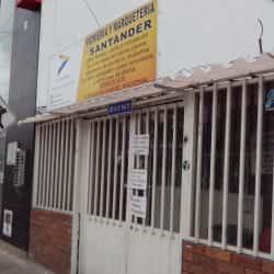 Vidriería y Marquetería Santander en Bogotá