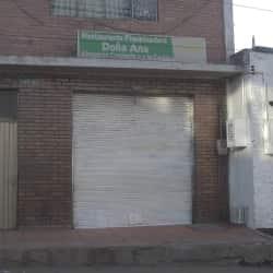 Restaurante y Piqueteadero Doña Ana en Bogotá