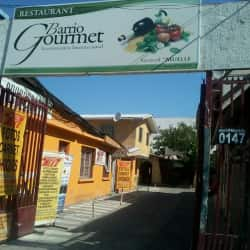 Barrio Gourmet en Santiago