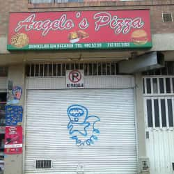Angelo's Pizza Calle 51 en Bogotá