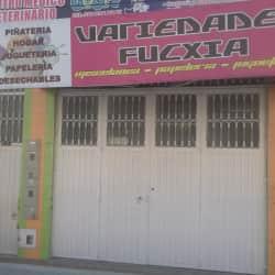 Variedades Fucxia en Bogotá