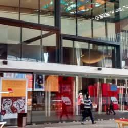 Centro Cultural Gabriela Mistral (GAM) en Santiago