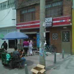Frigomosquera en Bogotá