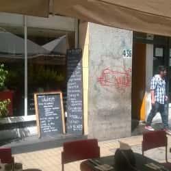 Café RestoBar La Vuelta en Santiago
