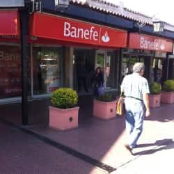 Banefe - Apoquindo 6091 en Santiago