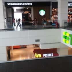 Starbucks plaza egaña en Santiago
