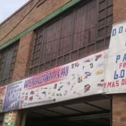 Ferretería Funza en Bogotá