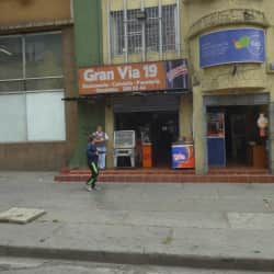 Cabinas Telefónicas La Gran Vía en Bogotá