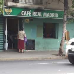 Café Real Madrid  en Santiago