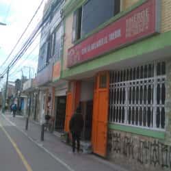 Club de Billares el Trébol en Bogotá