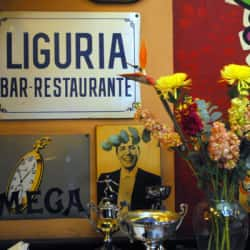 Bar Liguria - Luis Thayer Ojeda en Santiago