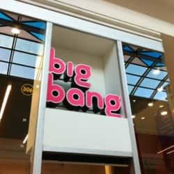 Big Bang  - Mall Plaza Vespucio en Santiago