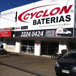 Cyclon Baterías - Las Condes en Santiago
