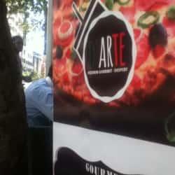 D'Arte Pizza - Merced en Santiago