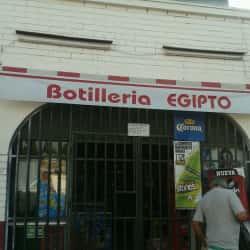 Botillería Egipto en Santiago