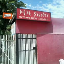 MH Sushi en Santiago