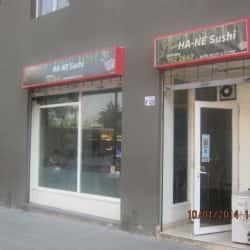 Ha-Ne Sushi en Santiago