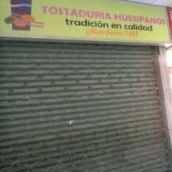 Tienda De Frutos Secos Tostaduría Huérfanos en Santiago