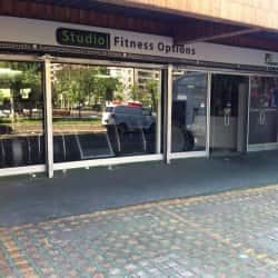 Studio Fitness Options en Santiago