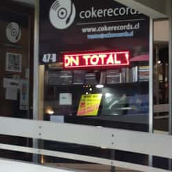 Cokerecords - Providencia en Santiago