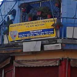 Templo Apostólico Y Profético Fe En Acción en Santiago