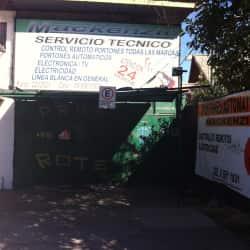 Servicio Técnico Mackenzie en Santiago