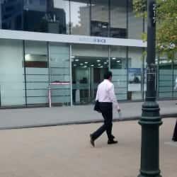 Banco Bice La Dehesa en Santiago