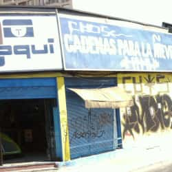 Toqui en Santiago