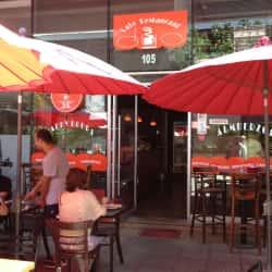 Café Restaurant en Santiago