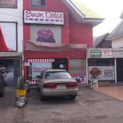 Pastelería Buen Dolce en Santiago