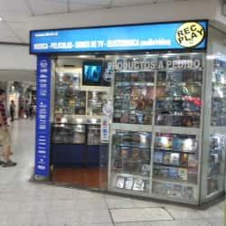 DVD Shop - Mall Paseo Las Palmas en Santiago