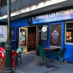 El señor de los Pitcher en Santiago