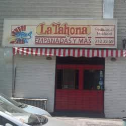 Empanadas La Tahona en Santiago