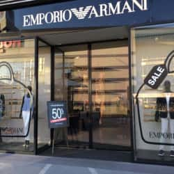 Emporio Armani - Mall Parque Arauco en Santiago