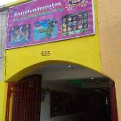 Entretenimiento Mariposas en Santiago