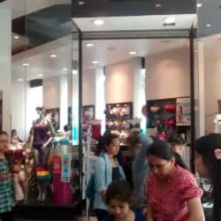 Flores Mall del Centro en Santiago
