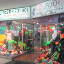Four Sport en Santiago