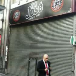 Fuente de soda Don Jose en Santiago