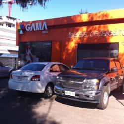 Gama Bikes en Santiago