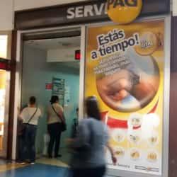 Servipag - Paseo Estación en Santiago